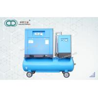 Wholesale Small Rotary Screw Air Compressor Stainless Steel Energy Saving FD-HL-119  with cold dryer from china suppliers
