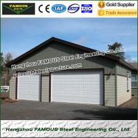 Buy cheap Barn Store Industrial Steel Garage 20m Length 12m Width 4.5m Height from wholesalers