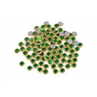 Buy cheap Home Decoration / Nail Art Rimmed Rhinestones Environmentally Friendly from wholesalers