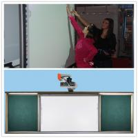 Wholesale TOP 10 82'' infrared finger touch smart board interactive whiteboard for school from china suppliers