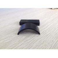 Buy cheap First - Class Black Strongest Neodymium Segment Magnets For Electric Motors from wholesalers