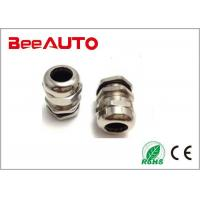 Buy cheap Explosion Proof Cable Gland  Connector , Nicke Plated Metal Brass Cable Gland from wholesalers