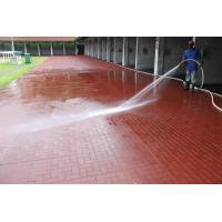 Buy cheap Fire Retardant / 1-3mm Size Epdm Rubber Flooring for Playground from wholesalers