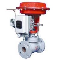 Buy cheap DN20- DN400 Pneumatic Power Station Valve , Double-Seat Adjusting Valve from wholesalers