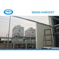 Buy cheap Heavy Duty Evaporative Condensing Unit Low Noise With Large Water Flow from wholesalers