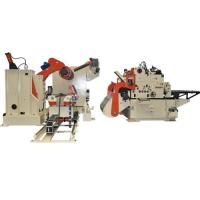 Buy cheap AC 4.4 Kw Nc Servo Roll Feeder Sheet / Automatic Punch Press Feeder from wholesalers