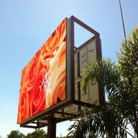 Buy cheap High Brightness Outdoor LED Displa for Advertising Outdoor Large Digital Board from wholesalers