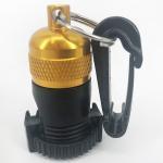 Buy cheap Metal Scuba Diving Accessories , Easy Snap Design Aluminum Hose Regulator from wholesalers