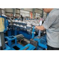 Buy cheap High Speed Steel Roof Tile Roll Forming Machine For Galvanized Sheet / PPGI from wholesalers
