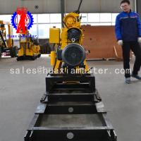 Buy cheap HZ-200YY water well drilling rig,drilling rig water well,water well drilling rig price,portable water well drilling rig from wholesalers