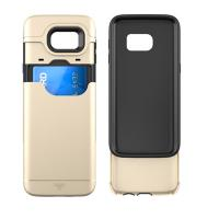 Buy cheap Hybrid case with sliding card holder on the back from wholesalers