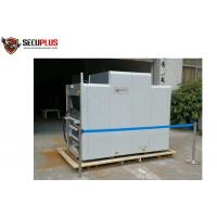 Buy cheap Dual Energy Imaging Security X Ray Machine Luggage Scanning Inspection With Tip Function from wholesalers