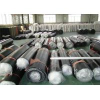 Buy cheap Shiny High Tensile Strength Industrial Nitrile Rubber Sheet , 1 - 6mm Rubber from wholesalers