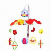 Buy cheap Baby mobile with cute toys, gift box packing from wholesalers