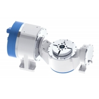 Buy cheap IP66 5 Axis Direct Driver DD Rotary Table from wholesalers