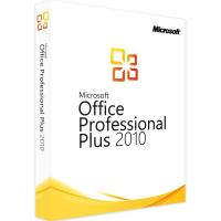 Buy cheap Microsoft Office 2010 Pro Plus Product Key Code / Office 2010 PP 100% Original from wholesalers