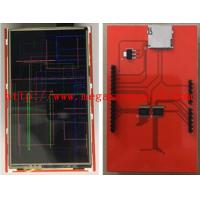 Buy cheap 350CD/M2 TFT LCD Module for UNO R3 Touch Panel ILI9327 Drive IC  400*240  wqvga tft lcd RGB interf8/9/16 /18 parallel/SP from wholesalers