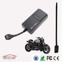Buy cheap Wireless GPS Tracker Device Motorcycle GPS Trackers with U-blox Chipsite from wholesalers
