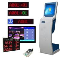 Buy cheap Intelligent 19 inch touch screen queue management system in hospital from wholesalers