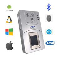 China Cheap Price Mini Capacitive USB Jave Protable Smart Card Reader Fingerprint Scanner for Android Tablet on sale