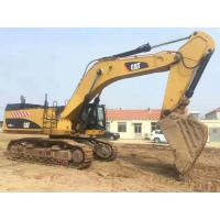 Buy cheap Caterpillar 374DL Second Hand Earthmoving Equipment 9321 Hours With CE from wholesalers