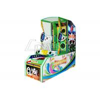 Buy cheap 1 Player Coin Operated Arcade Machines / Amusement Park Indoor Sport Table Football Game Machine from wholesalers