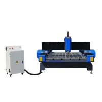 Buy cheap Water Cooling 5.5Kw Granite Carving Machine 1300*2500*300mm from wholesalers