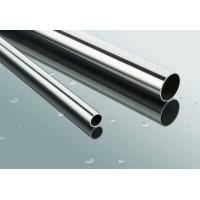 China JIS G3463 ( SUS304L ) 304L Welded Austenitic Stainless Steel Tube / Pipe , Manual Polished on sale