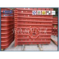 Buy cheap Heat Exchanger Parts Boiler Water Wall Panels With Pin For Power Station Plant Using from wholesalers