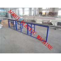 Buy cheap Full Automatic WPC Profile Production Line , Railing / Tray Profile Plastic Extruder from wholesalers
