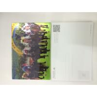 Wholesale 0.6MM PET 3D Lenticular Postcards / 3d animation picture With CMYK Printing from china suppliers