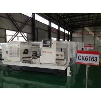 Buy cheap High Precision CNC Turning Lathe Machine With Siemens Control System from wholesalers