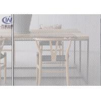 Wholesale Special Design Stainless Steel Perforated Metal Sheet for Decoration from china suppliers