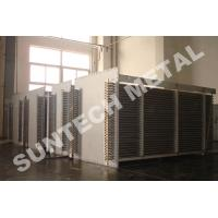 Quality High Pressure Shell And Tube Heat Exchanger 4000mm Length 18 Tons Weight for sale