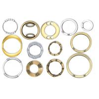 Buy cheap Golden O Ring Handbag Accessories Round For Bags / Suitcases from wholesalers