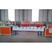 Buy cheap 380V 50HZ Strapping Band Machine , Plastic PP PET Strap Making Machine from wholesalers