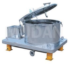 PD Hanging bag discharging centrifuge