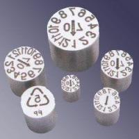Buy cheap Mold Date Indicators (Calender insert) (HRC46-48) from wholesalers