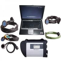 Wholesale 2015.09V MB SD Connect Compact 4 Star Diagnosis Mercedes Benz Diagnostic Scanner plus Dell d630 laptop from china suppliers