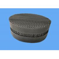 Buy cheap York Mesh 431 Demister Pad Mist Eliminator Wear Resistance For Chemical Columns from wholesalers