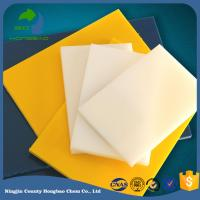 heavy duty high impact hdpe plastic sheet smooth plastic sheet prices for machining hdpe Manufactures
