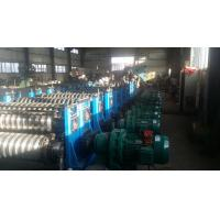Buy cheap Detachable Corrugated Side Silo Wall Panel Roll Forming Machine Manufacture Grain Bin from wholesalers