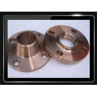 Buy cheap Copper Bronze Alloy UNS C62300 Forged Forging Flanges/Surface Welded Coated Coating Flange from wholesalers