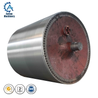 Wholesale Mills Spare Parts Rotary Yankee Dryer Cylinder Cast Iron Paper Machine Dryer Cylinder from china suppliers