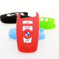 Buy cheap Waterproof pantone color 100% silicone Rubber Car Key For BMW from wholesalers