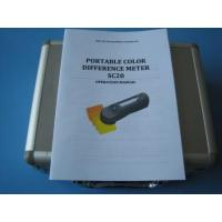 Accurate SADT Black Durable  Color Difference Meter For Plastic / Printing Industry Control Manufactures