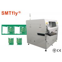 Buy cheap 0.01mm Positioning Circuit Board Maker Machine , 220V Pcb Router Machine from wholesalers
