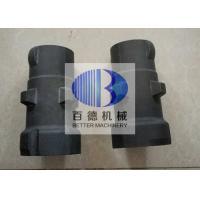 High Strength Silicon Carbide Pipe / Silicon Carbide Tube SiSiC Material