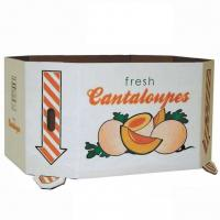 Buy cheap Recycled Pumpkin Packaging boxes Watermelon Storage Bin from wholesalers