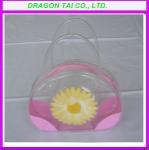 Buy cheap pvc Portable bag with zipper,  small pvc zipper bag from wholesalers